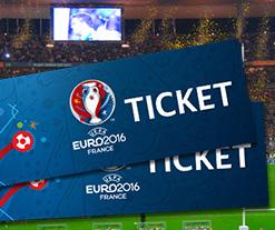 Avez-vous eu vos places et billets Euro 2016 ?