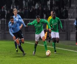 Saint-Etienne - Lazio Rome : Résumé