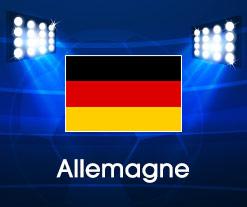 Qui derrière l'Allemagne !