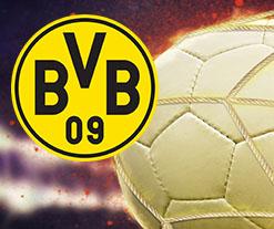 Dortmund sur le podium !