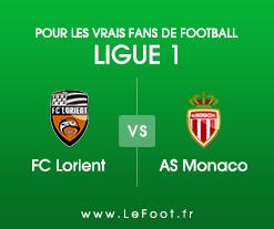Lorient – Monaco : Présentation
