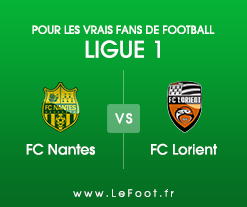 Nantes – Lorient : Présentation