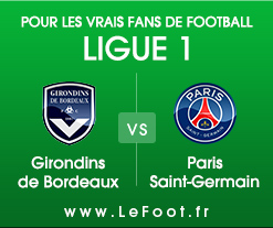 Bordeaux – Paris SG : Stats