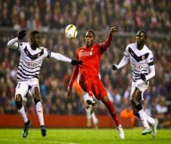Liverpool - Bordeaux : Résumé