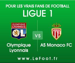 Lyon – Monaco : Stats