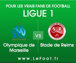 Marseille – Reims : Stats