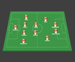 Orléans   4 – 4 – 2