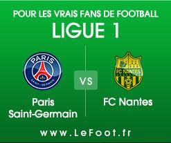 Paris SG – Nantes : Stats