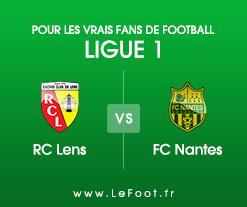 Lens – Nantes : Présentation