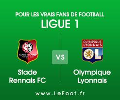 Rennes – Lyon : Présentation