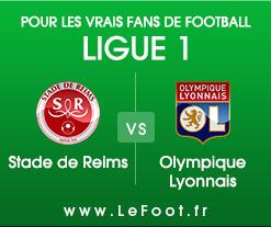 Reims – Lyon : Stats