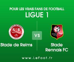 Reims – Rennes : Présentation