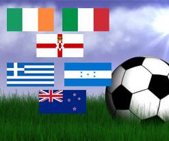 Voici les pays éliminés de la Coupe du Monde 2018 en phases de qualifications :