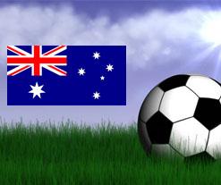 Equipe qualifée Australie