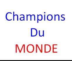 France : Champions du Monde 2018