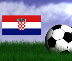 Equipe qualifée Croatie