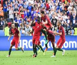 Le Portugal champion !