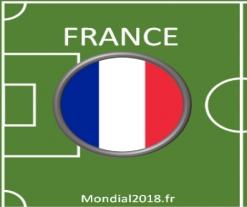 France - Croatie - Finale en direct