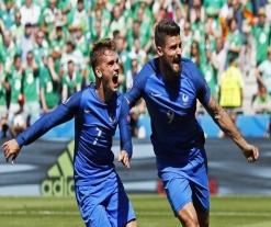 France - Irlande : Résumé