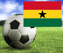 Le Ghana en favori ?