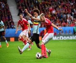 Galles - Belgique : Résumé