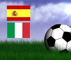 Une lutte impitoyable entre l'Espagne et l'Italie !