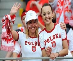 La Pologne, solide leader !
