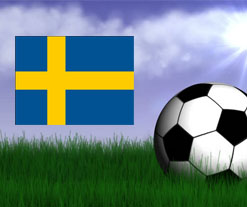 Equipe qualifée Suède